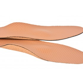 Cork Insole For Flat Feet With Arch Support