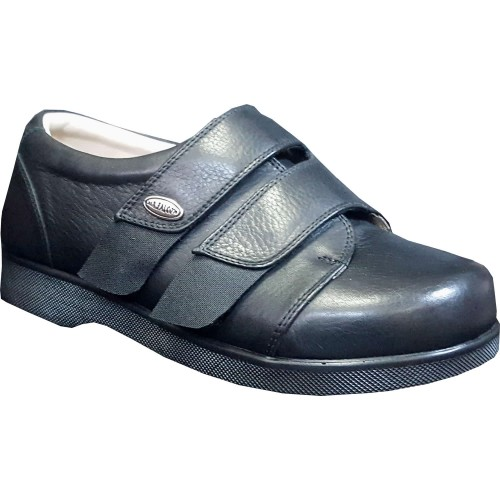 Extra Wide and Deep Shoes for Mens Swollen Feet ODDG54