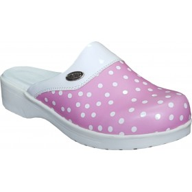 Colorful Nursing Clogs Sweet09