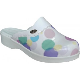 Colorful Nursing Clogs Sweet01