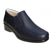 Orthopedic Leather Nursing Shoes For Women OD04