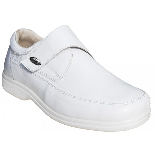 White Nursing Shoes for Men OD51